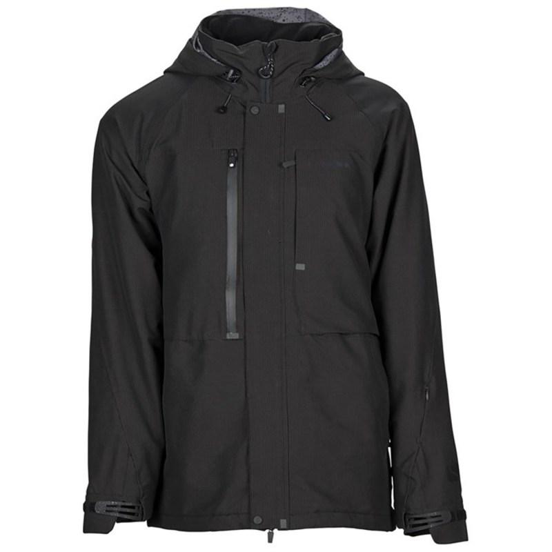 ボンファイヤー メンズ ジャケット・ブルゾン アウター Bonfire Terra 3-in-1 Stretch Jacket Black
