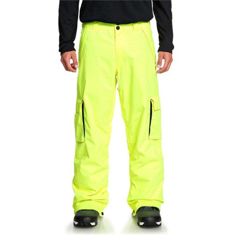 ディーシー メンズ カジュアルパンツ ボトムス DC Banshee Pants Safety Yellow