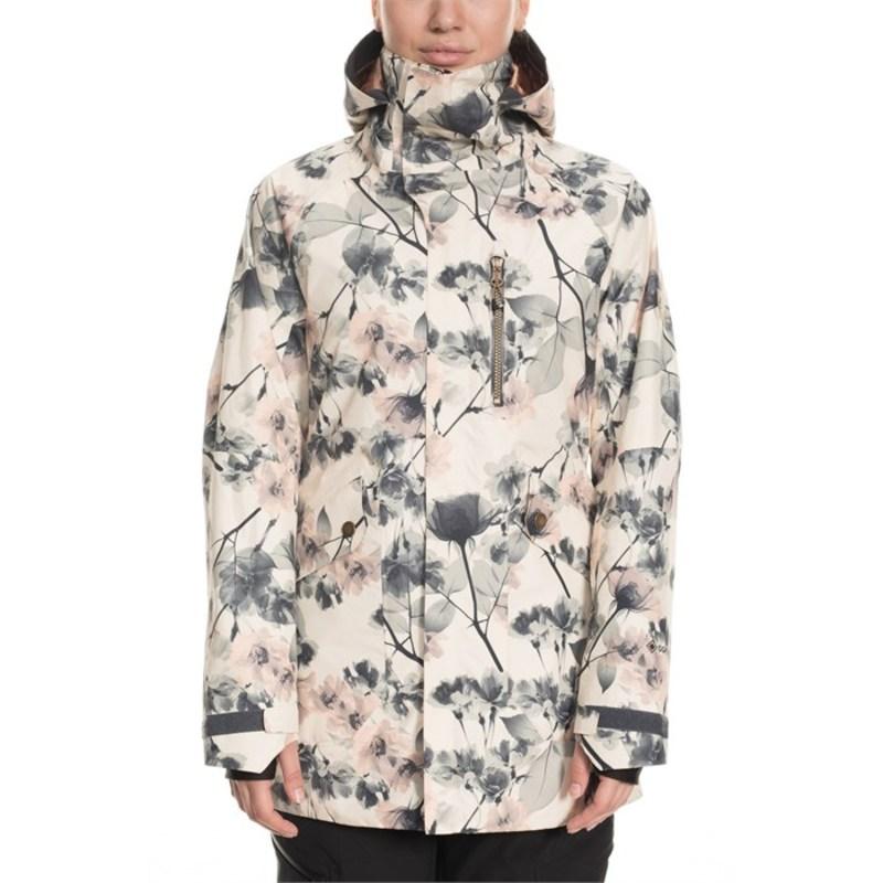 シックスエイトシックス レディース ジャケット・ブルゾン アウター 686 GLCR GORE-TEX Moonlight Insulated Jacket - Women's X-Ray Floral