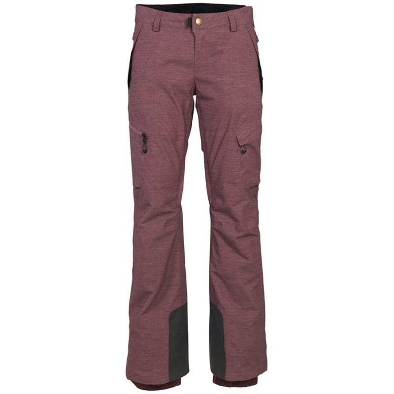 シックスエイトシックス レディース カジュアルパンツ ボトムス 686 GLCR Geode Thermagraph Pants - Women's Crushed Berry Heather