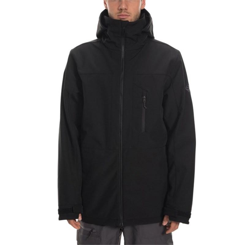 シックスエイトシックス メンズ ジャケット・ブルゾン アウター 686 SMARTY Phase 3-in-1 Softshell Jacket Black