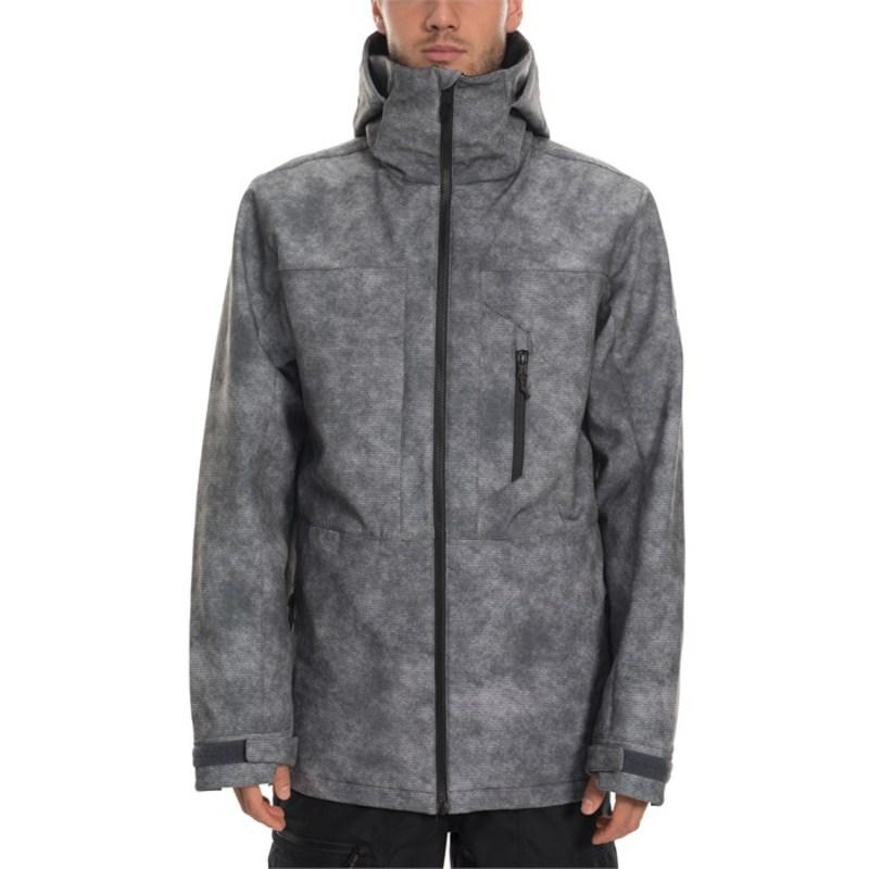 シックスエイトシックス メンズ ジャケット・ブルゾン アウター 686 SMARTY Phase 3-in-1 Softshell Jacket Charcoal Wash