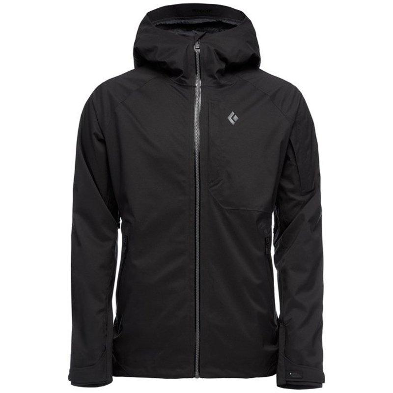 ブラックダイヤモンド メンズ ジャケット・ブルゾン アウター Black Diamond Boundary Line Insulated Jacket Black