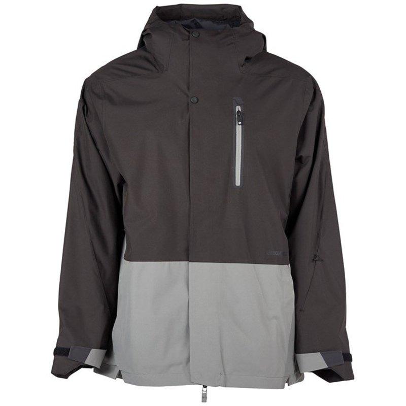 ボンファイヤー メンズ ジャケット・ブルゾン アウター Bonfire Ether Jacket Black