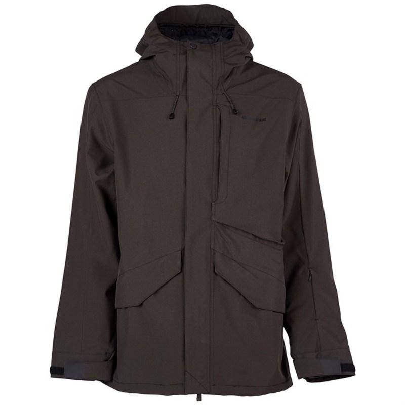 ボンファイヤー メンズ ジャケット・ブルゾン アウター Bonfire Vector Insulated Jacket Black
