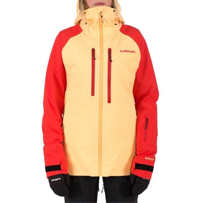 アルマダ レディース ジャケット・ブルゾン アウター Armada Resolution GORE-TEX 3L Jacket - Women's Glow