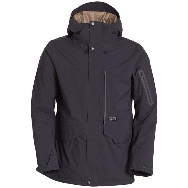 ビラボン メンズ ジャケット・ブルゾン アウター Billabong Delta Jacket Black