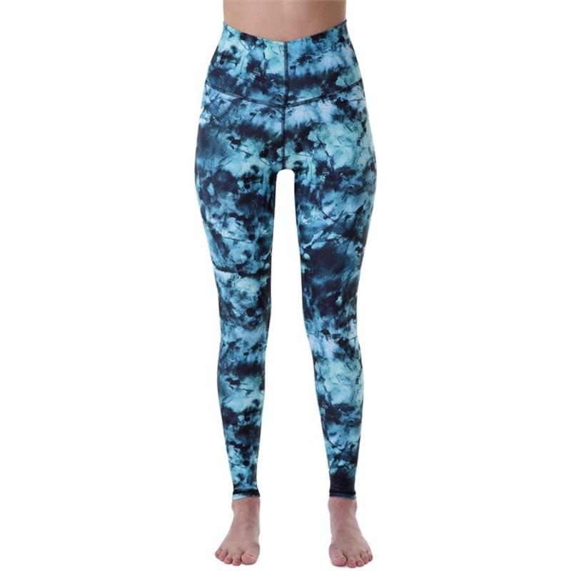 ブラックストラップ レディース カジュアルパンツ ボトムス BlackStrap Sunrise Pants - Women's Tie Dye Teal