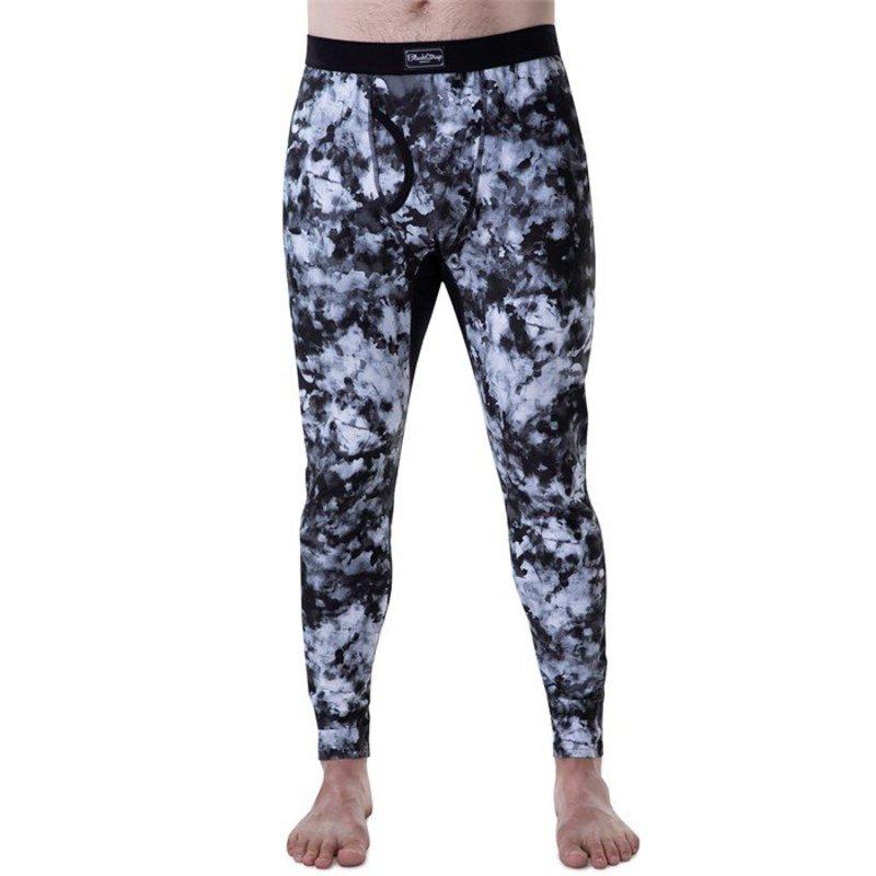 ブラックストラップ メンズ カジュアルパンツ ボトムス BlackStrap Outback Pants Tie Dye Black