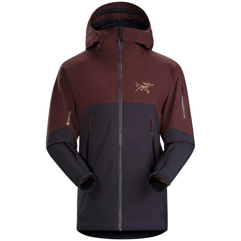 アークテリクス メンズ ジャケット・ブルゾン アウター Arc'teryx Rush IS Jacket Black Baccara