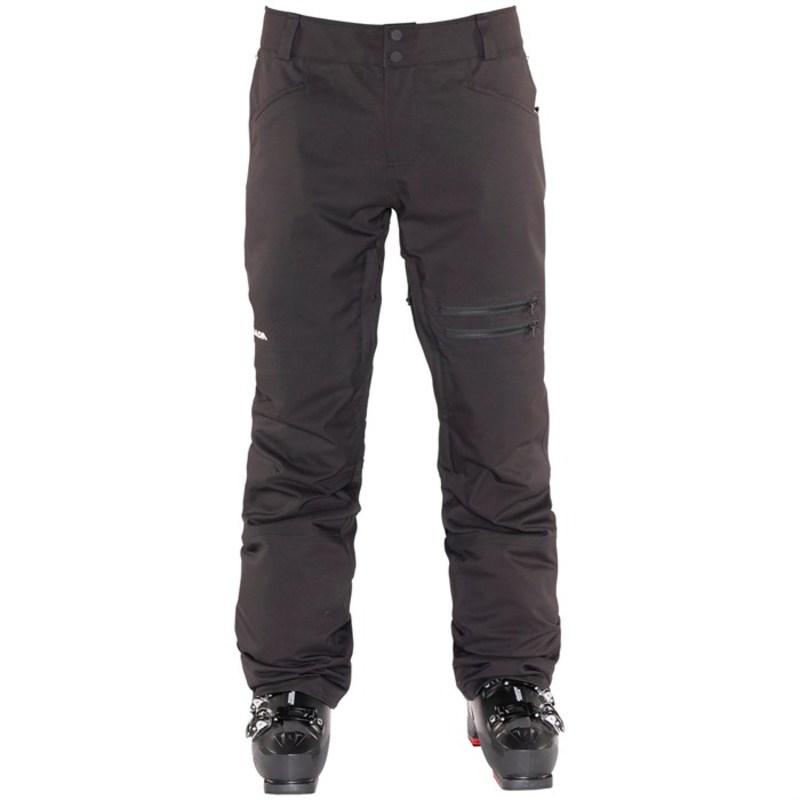アルマダ メンズ カジュアルパンツ ボトムス Armada Atmore Stretch Pants Black