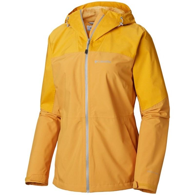 コロンビア レディース ジャケット・ブルゾン アウター Columbia Mystic Trail Jacket - Women's Raw Honey