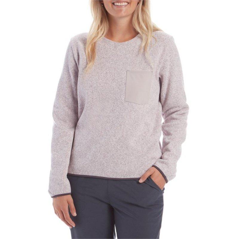 アークテリクス レディース ニット・セーター アウター Arc'teryx Covert Sweater - Women's Crystalline Heather