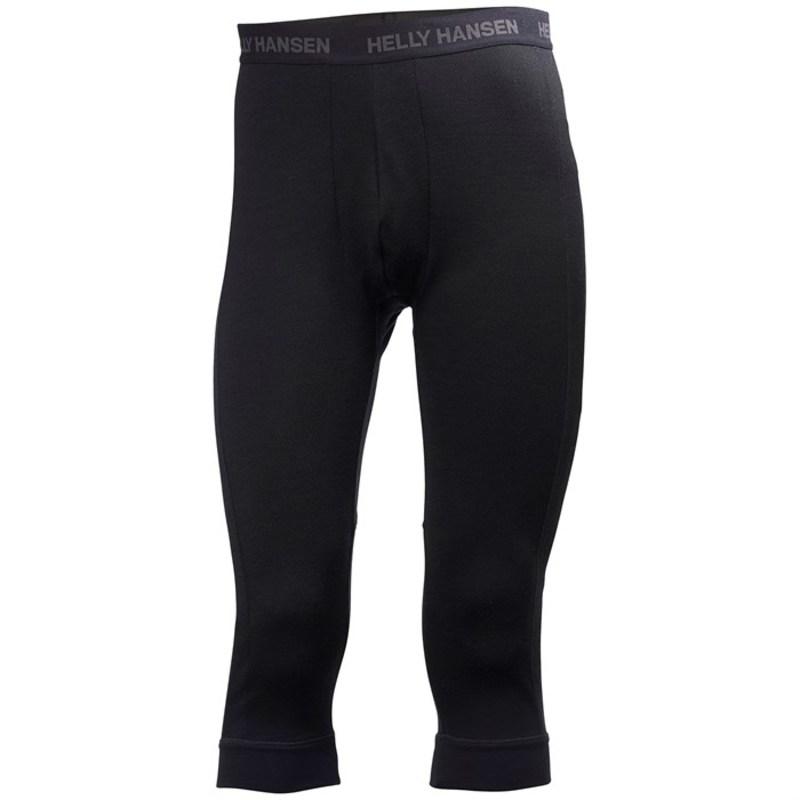 ヘリーハンセン メンズ カジュアルパンツ ボトムス Helly Hansen Lifa 3/4 Boot Top Pants Black