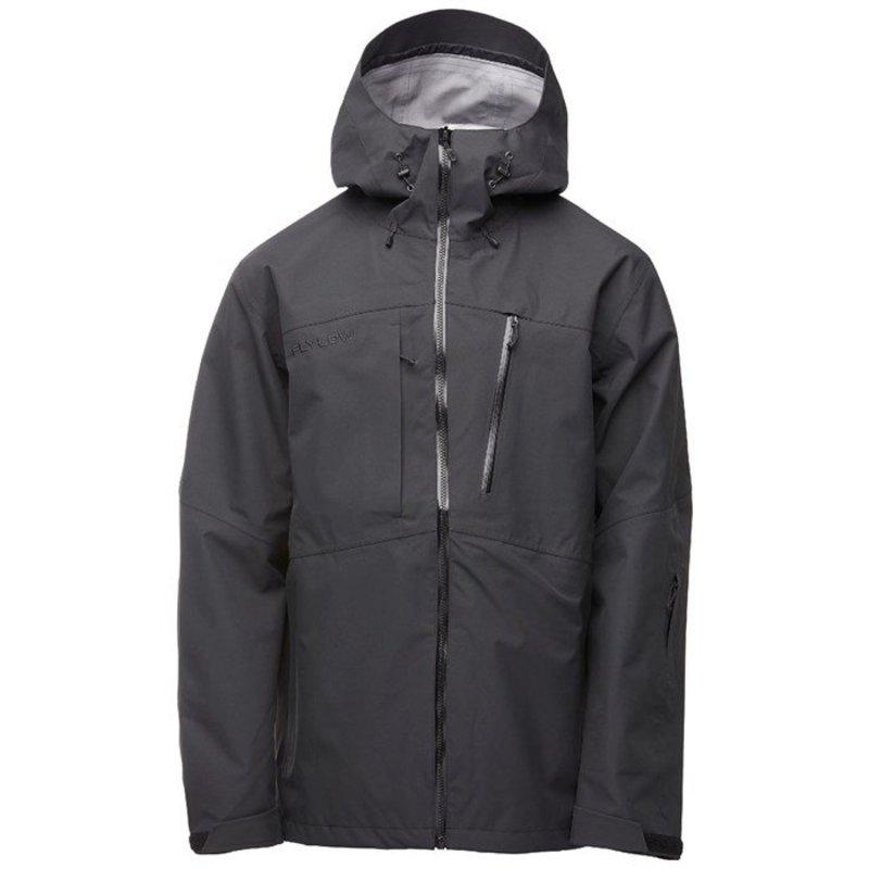 フライロー メンズ ジャケット・ブルゾン アウター Flylow Quantum Pro Jacket Black