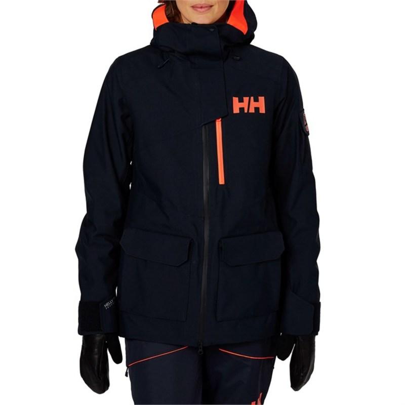 ヘリーハンセン レディース ジャケット・ブルゾン アウター Helly Hansen Powderqueen 2.0 Jacket - Women's Navy