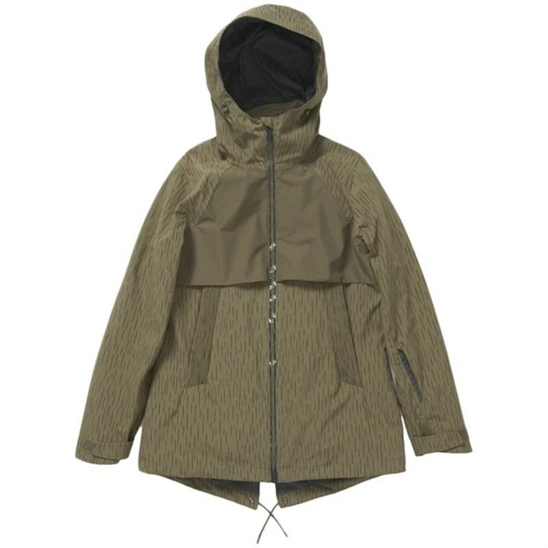 ホールデン レディース ジャケット・ブルゾン アウター Holden Rowen Fishtail Jacket - Women's Raindrop Camo