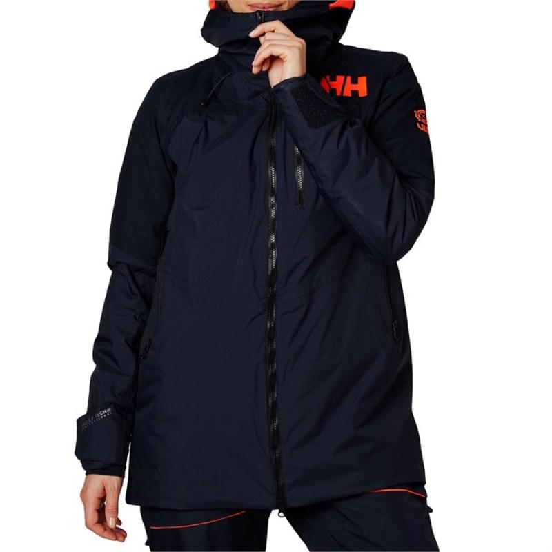 ヘリーハンセン レディース ジャケット・ブルゾン アウター Helly Hansen Whitewall LifaLoft? Jacket - Women's Navy