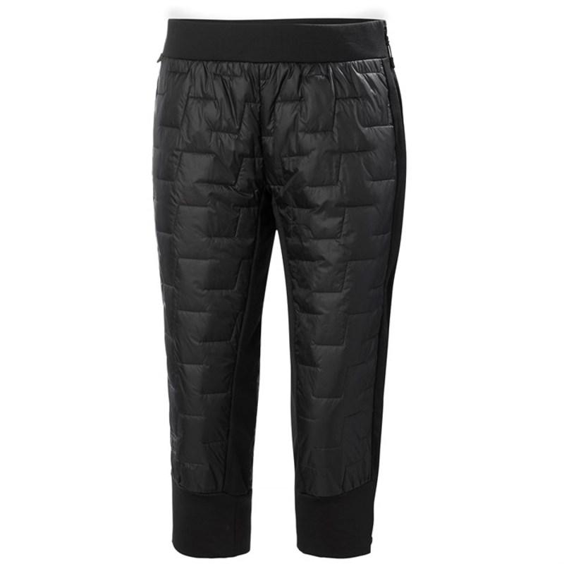 ヘリーハンセン レディース カジュアルパンツ ボトムス Helly Hansen LifaLoft? Full Zip Insulator Pants - Women's Black