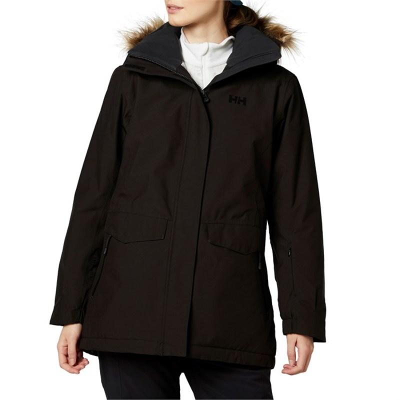 ヘリーハンセン レディース ジャケット・ブルゾン アウター Helly Hansen Snowbird Jacket - Women's Black