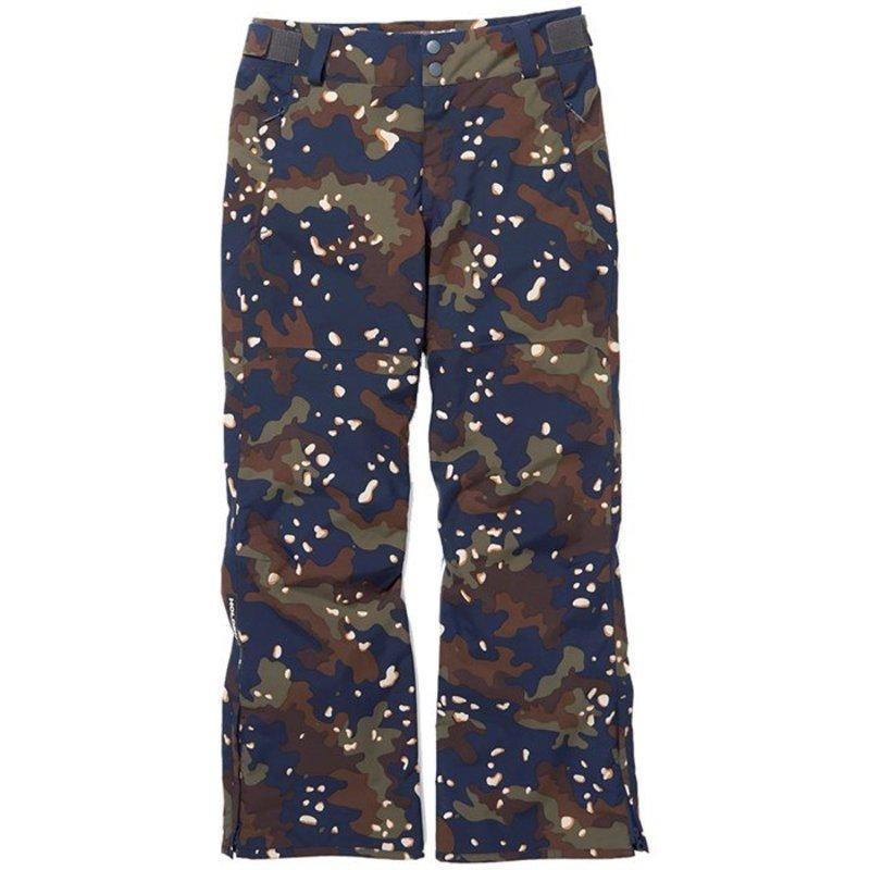 ホールデン メンズ カジュアルパンツ ボトムス Holden Cole Pants Navy Chocolate Chip Camo