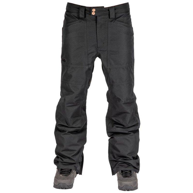 L1 メンズ カジュアルパンツ ボトムス L1 Americana Pants Black