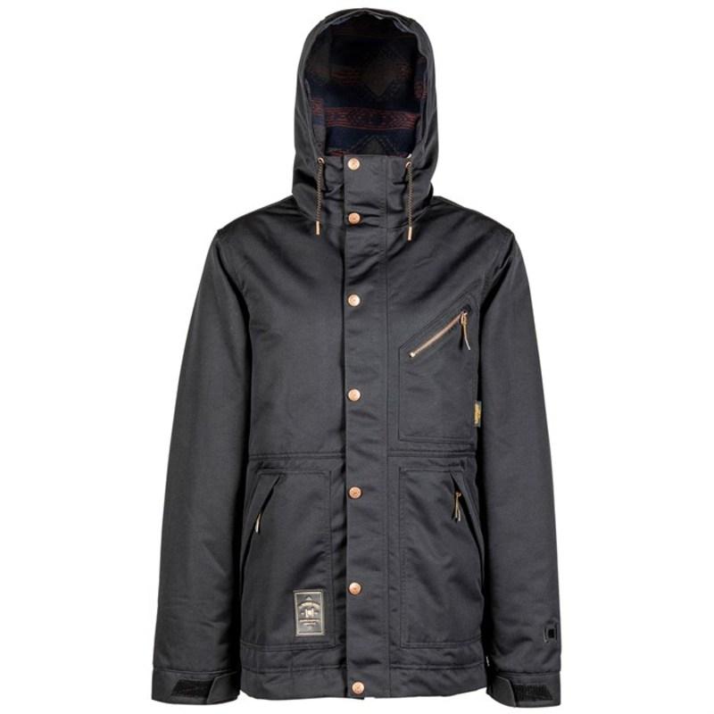 L1 メンズ ジャケット・ブルゾン アウター L1 Wilcox Jacket Black