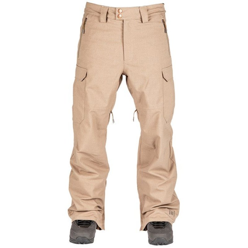 L1 メンズ カジュアルパンツ ボトムス L1 Brigade Pants Moon