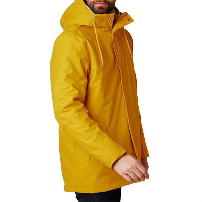 ヘリーハンセン メンズ ジャケット・ブルゾン アウター Helly Hansen Moss Insulated Rain Coat Essential Yellow