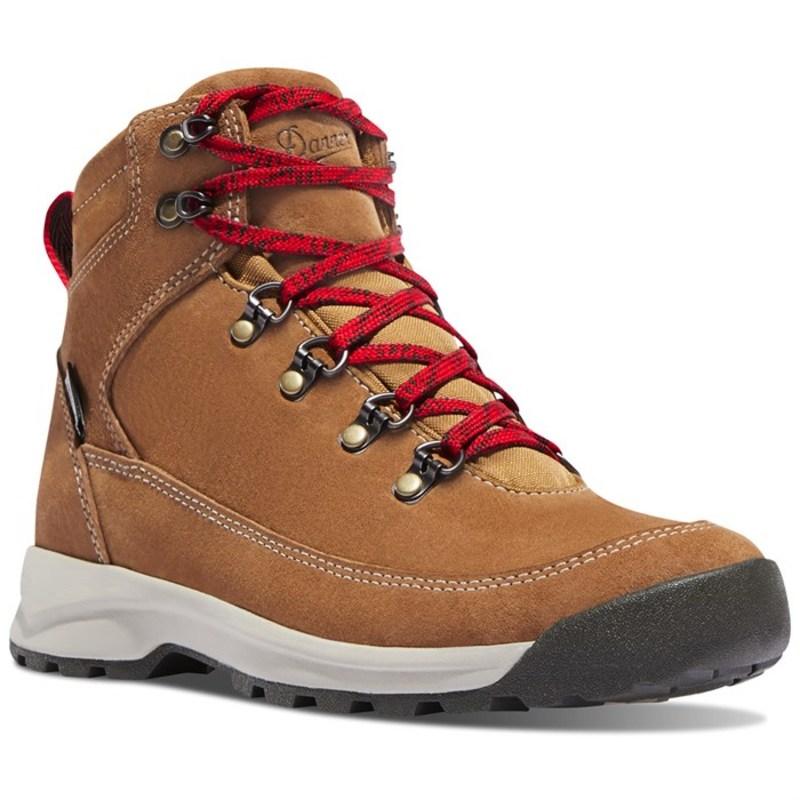 ダナー レディース ブーツ・レインブーツ シューズ Danner Adrika Hiker Boots - Women's Sienna