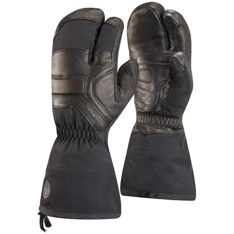 ブラックダイヤモンド メンズ 手袋 アクセサリー Guide Finger Gloves Black