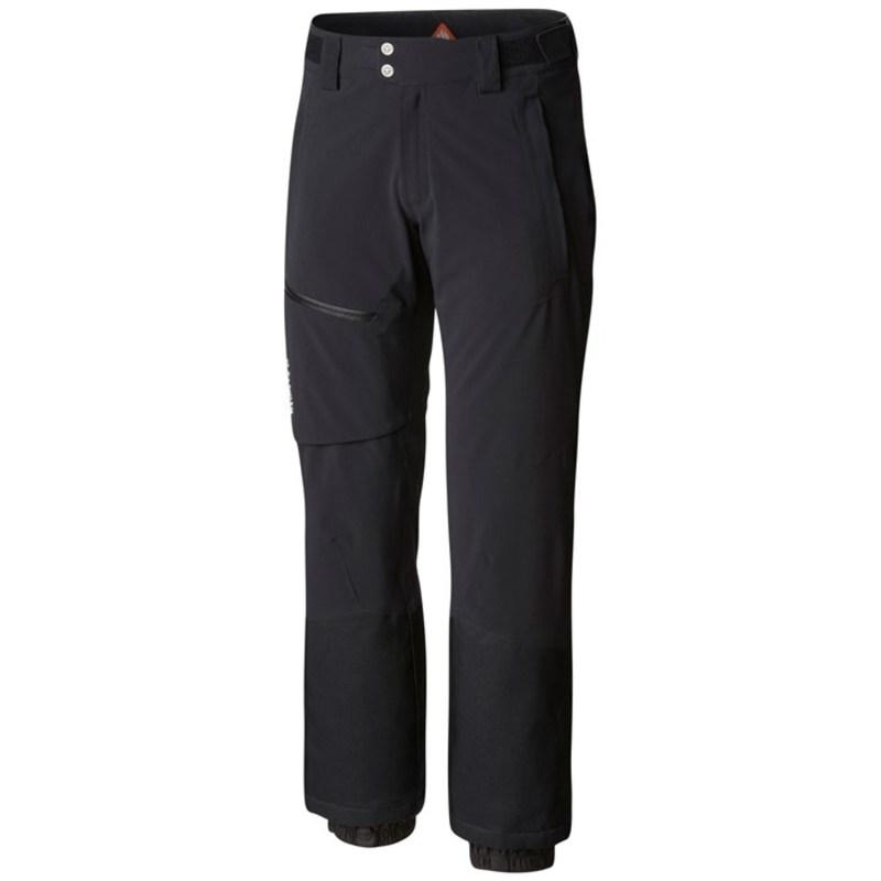 コロンビア メンズ カジュアルパンツ ボトムス Titanium Powder Keg? Pants Black