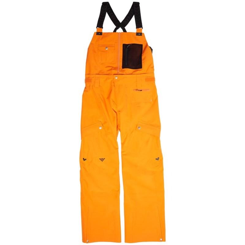 ブラック クロウズ メンズ カジュアルパンツ ボトムス Corpus Bib Pants Orange