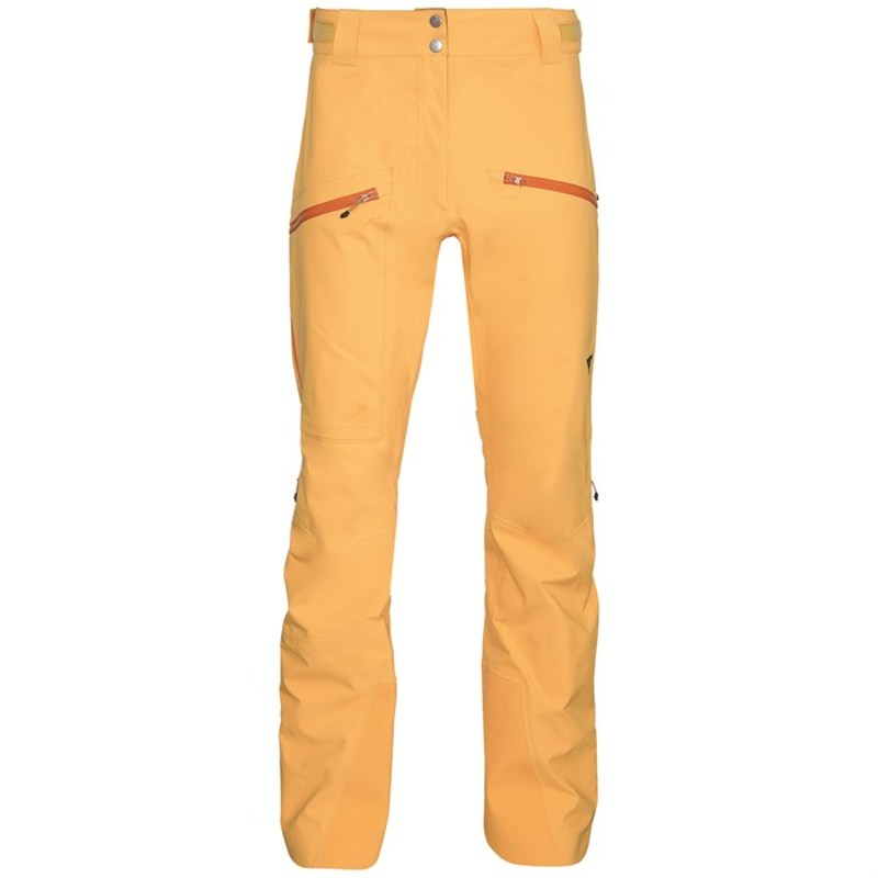 ブラック クロウズ レディース カジュアルパンツ ボトムス Ventus Light 3L Pants - Women's Light Orange
