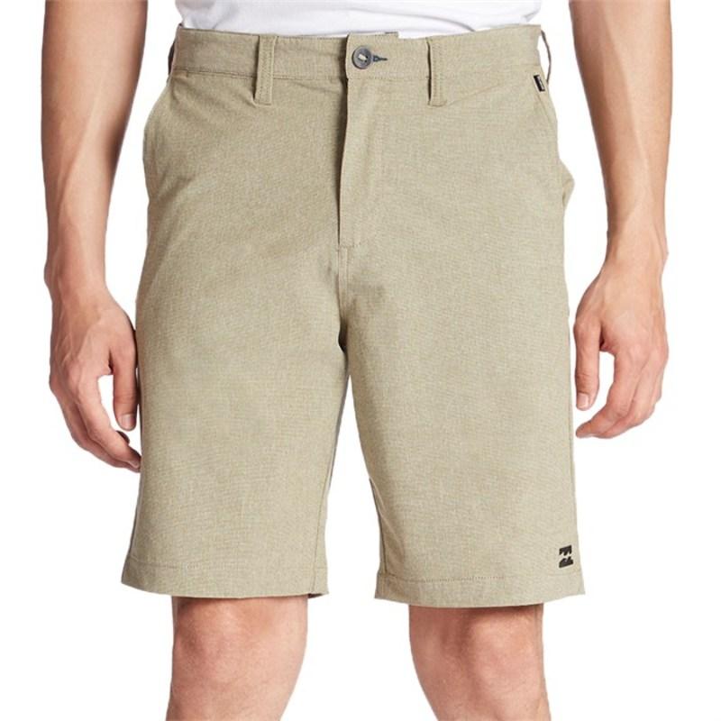 ビラボン メンズ ハーフパンツ・ショーツ ボトムス Crossfire X Hybrid Shorts Khaki