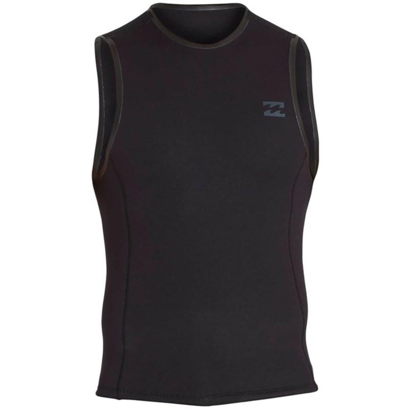 ビラボン メンズ 上下セット 水着 2/2 Revolution Wetsuit Vest Black