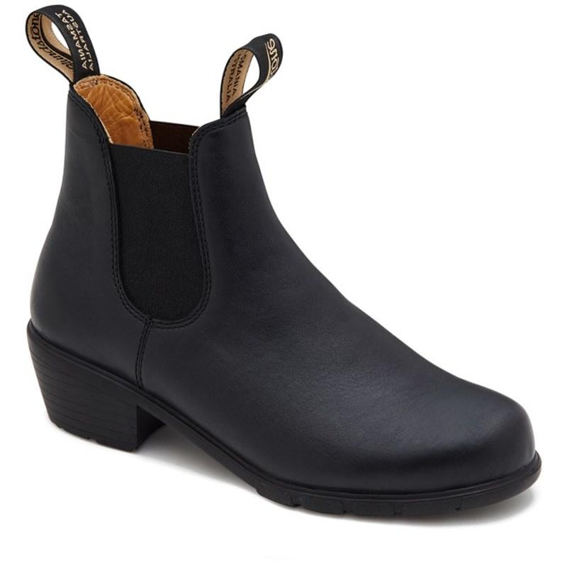 ブランドストーン レディース ブーツ・レインブーツ シューズ Women's Heel Style Boots - Women's Black