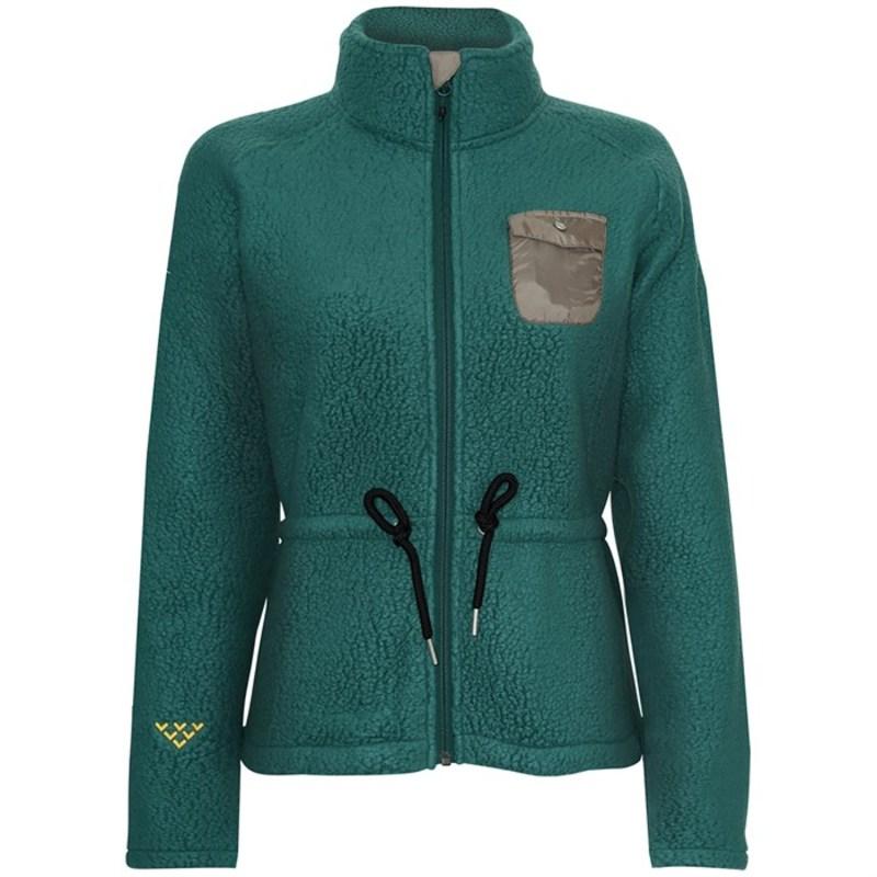 ブラック クロウズ レディース ジャケット・ブルゾン アウター Corpus Polartec? Jacket - Women's Racing Green