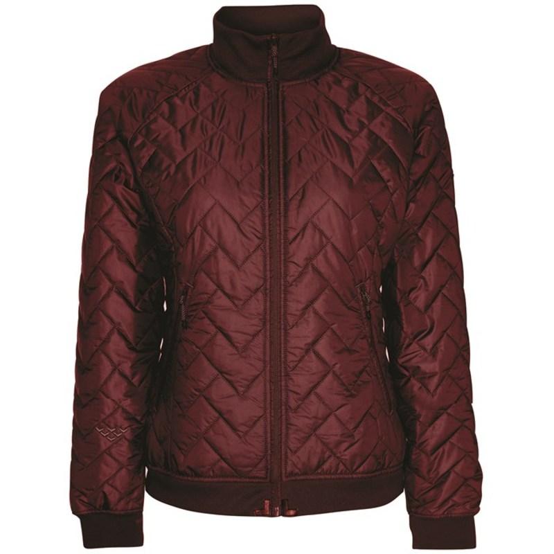 ブラック クロウズ メンズ ジャケット・ブルゾン アウター Corpus Primaloft Jacket Burgundy