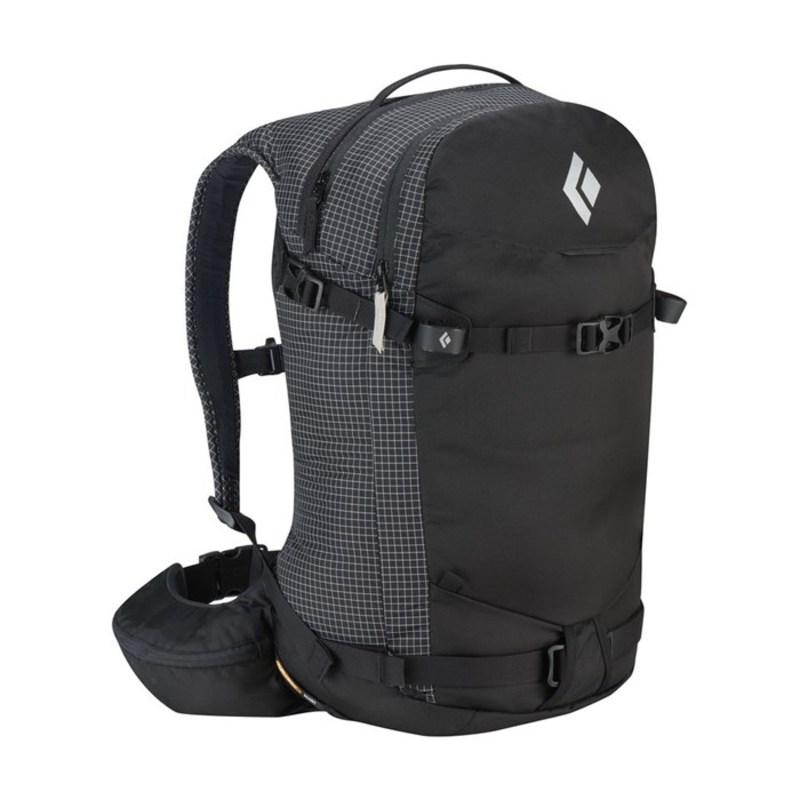 ブラックダイヤモンド メンズ バックパック・リュックサック バッグ Dawn Patrol 32 (S/M) Pack Black
