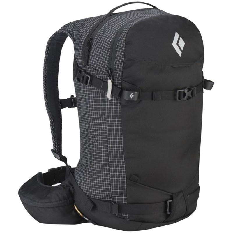 ブラックダイヤモンド メンズ バックパック・リュックサック バッグ Dawn Patrol 32 (M/L) Pack Black