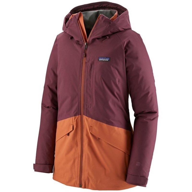 パタゴニア レディース ジャケット・ブルゾン アウター Patagonia Insulated Snowbelle Jacket - Women's Light Balsamic