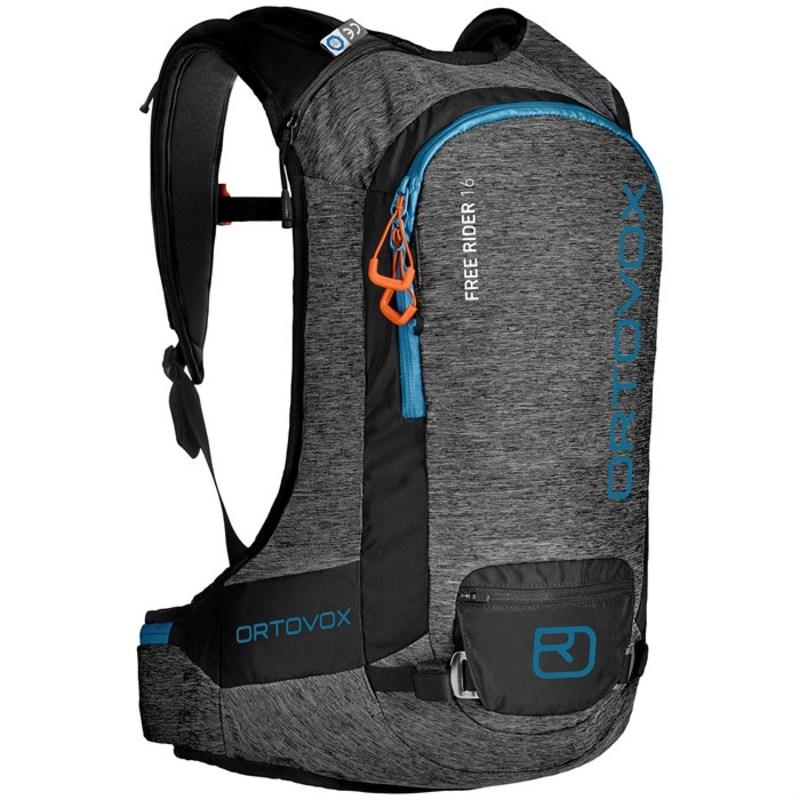 オルトボックス メンズ バックパック・リュックサック バッグ Ortovox Free Rider 16L Backpack Black Anthracite Blend