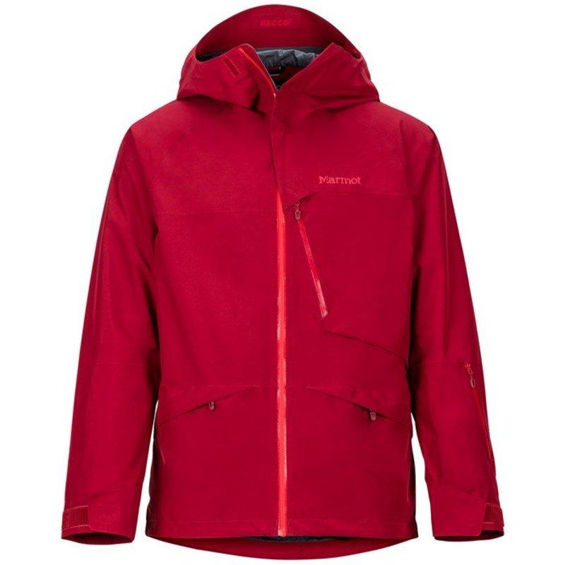 マーモット メンズ ジャケット・ブルゾン アウター Marmot Lightray GORE-TEX Jacket Brick