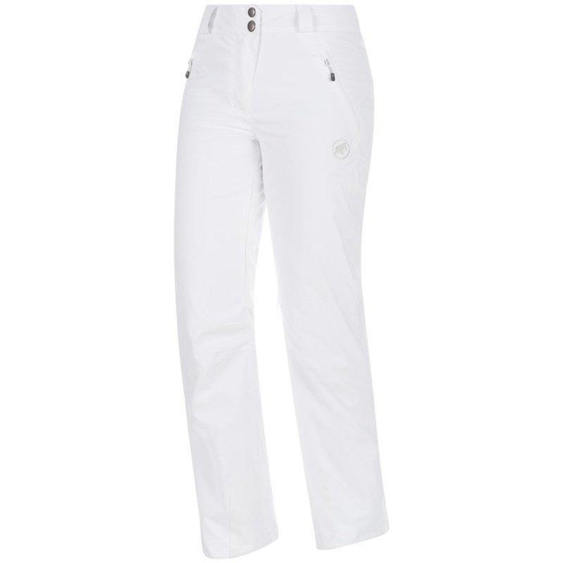 マムート レディース カジュアルパンツ ボトムス Mammut Nara HS Pants - Women's White