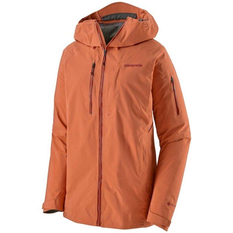 パタゴニア レディース ジャケット・ブルゾン アウター Patagonia PowSlayer Jacket - Women's Sunset Orange