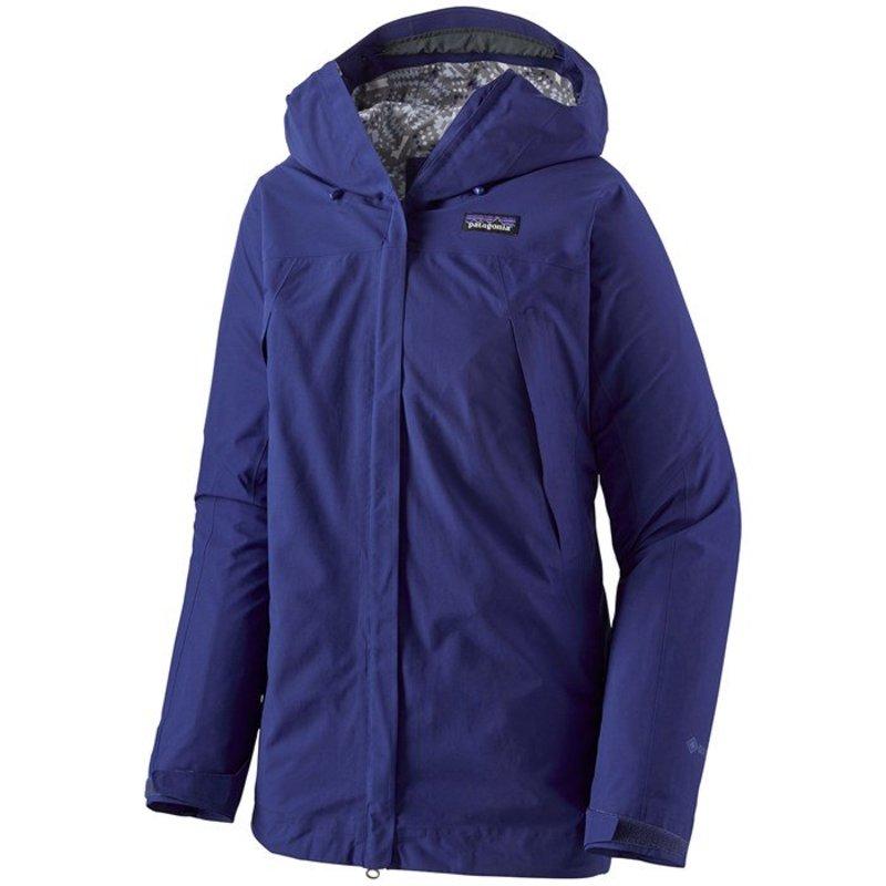 Jacket レディース パタゴニア アウター Women's Blue - Departer ジャケット・ブルゾン GORE-TEX Cobalt Patagonia