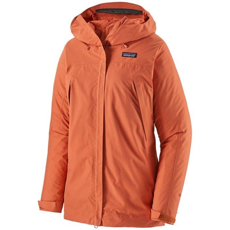 パタゴニア レディース ジャケット・ブルゾン アウター Patagonia Departer GORE-TEX Jacket - Women's Sunset Orange