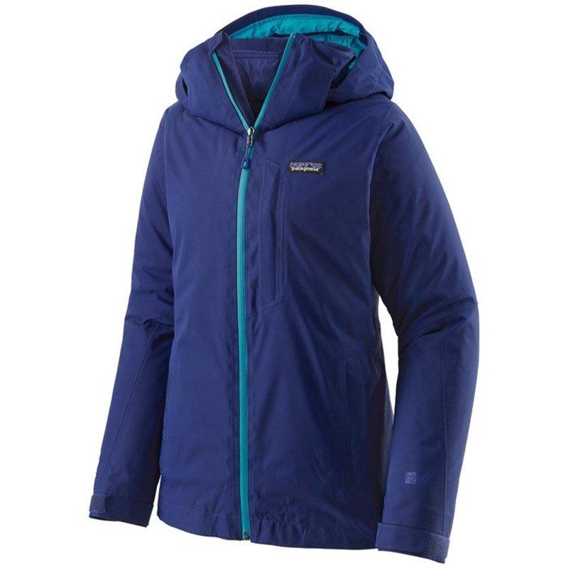 パタゴニア レディース ジャケット・ブルゾン アウター Patagonia 3-in-1 Snowbelle Jacket - Women's Cobalt Blue