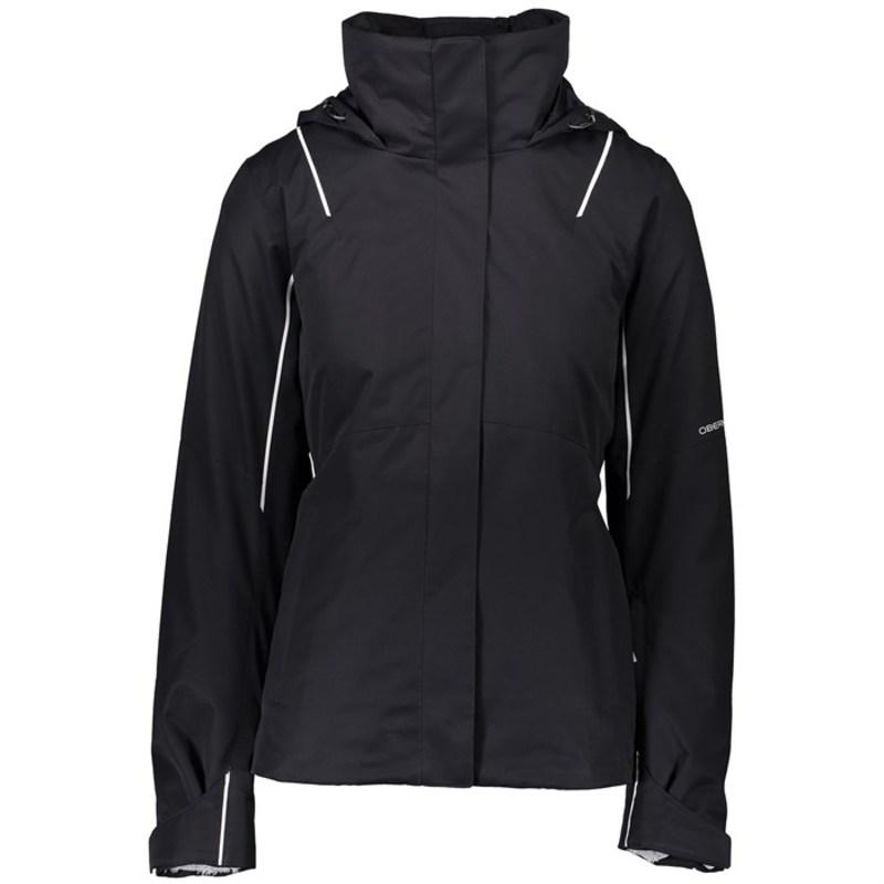 オバマイヤー レディース ジャケット・ブルゾン アウター Obermeyer Tetra System Jacket - Women's Black